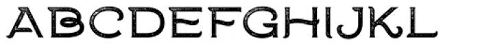 Ranch Vintage Base Font UPPERCASE