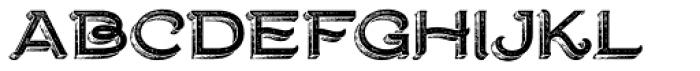 Ranch Vintage Regular Font UPPERCASE