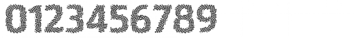 Ranelte Deco Dot Bold Font OTHER CHARS