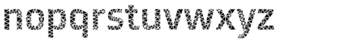 Ranelte Deco Wire Bold Font LOWERCASE