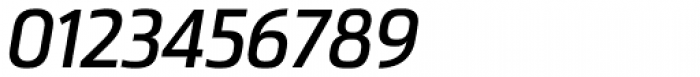 Ranelte Normal Demi Italic Font OTHER CHARS