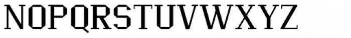 Ranger Wide Font UPPERCASE