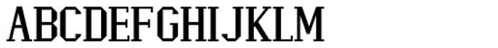 Ranger Font UPPERCASE