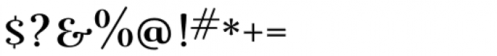 Raniscript Font OTHER CHARS