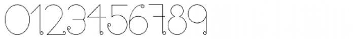 Rapazola Light Font OTHER CHARS