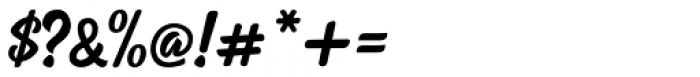 Raphtalia Regular Font OTHER CHARS