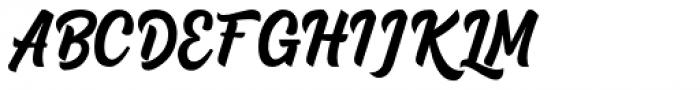 Raphtalia Regular Font UPPERCASE