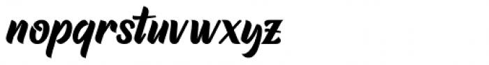 Raphtalia Regular Font LOWERCASE