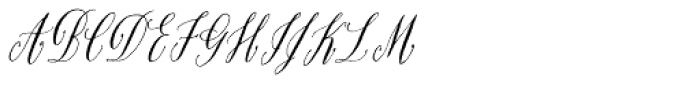 Rare Bird Specimen I Font UPPERCASE