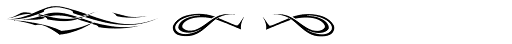 Rase Tribals Font LOWERCASE