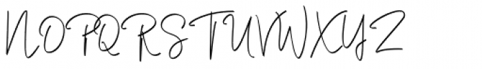 Rasendrya Regular Font UPPERCASE