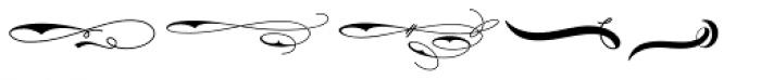 Rasgos Escritura Nuevos Font UPPERCASE