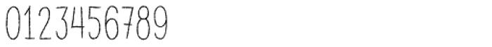 Raski Condensed Font OTHER CHARS
