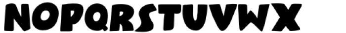 Raspberry Sherbet Regular Font UPPERCASE