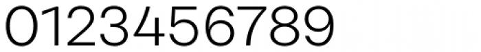 Rational Display DEMO Light Font OTHER CHARS