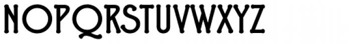 Ravenna Bold Font UPPERCASE
