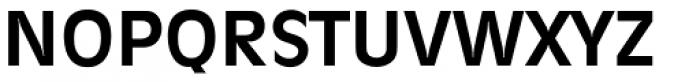 Ravenna Serial Bold Font UPPERCASE
