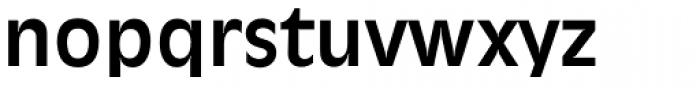 Ravenna Serial Bold Font LOWERCASE