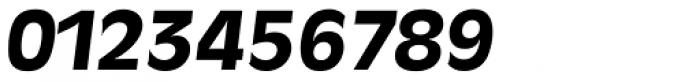 Ravenna Serial ExtraBold Italic Font OTHER CHARS