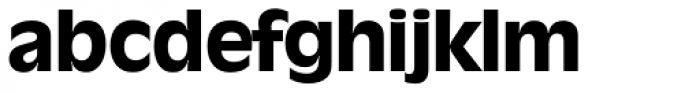Ravenna Serial ExtraBold Font LOWERCASE