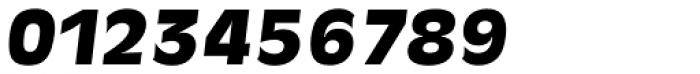 Ravenna Serial Heavy Italic Font OTHER CHARS
