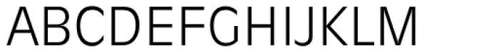 Ravenna Serial Light Font UPPERCASE