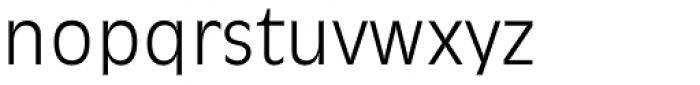 Ravenna Serial Light Font LOWERCASE