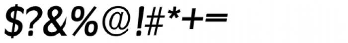 Ravenna Serial Medium Italic Font OTHER CHARS