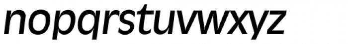 Ravenna Serial Medium Italic Font LOWERCASE