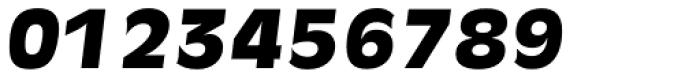 Ravenna TS ExtraBold Italic Font OTHER CHARS