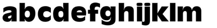 Ravenna TS ExtraBold Font LOWERCASE