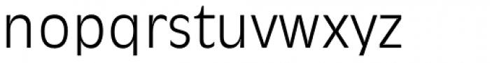 Ravenna TS Light Font LOWERCASE