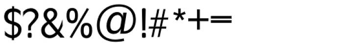 Ravenna TS Regular Font OTHER CHARS