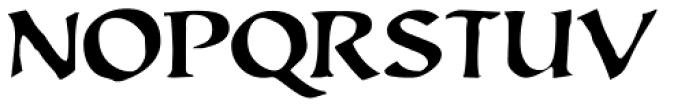 Ravenna Font UPPERCASE