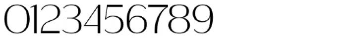 Ravensara Sans Regular Font OTHER CHARS