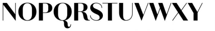 Ravensara Sans Semi Bold Font UPPERCASE