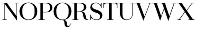 Ravensara Serif Medium Font UPPERCASE