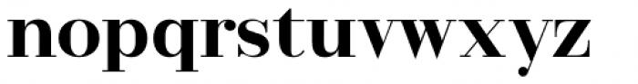 Ravensara Serif Semi Bold Font LOWERCASE
