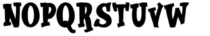 Ravioli Regular Font UPPERCASE