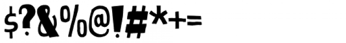 Ravishing Regular Font OTHER CHARS