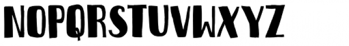 Ravishing Regular Font UPPERCASE