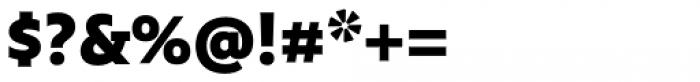 Rawson Black Font OTHER CHARS