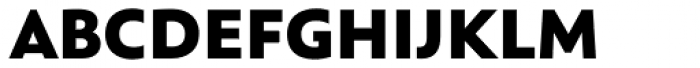 Rawson Black Font UPPERCASE