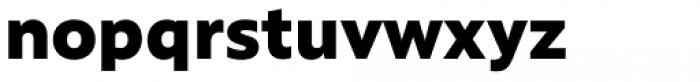 Rawson Black Font LOWERCASE