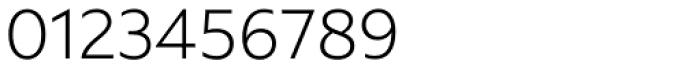 Rawson Light Font OTHER CHARS
