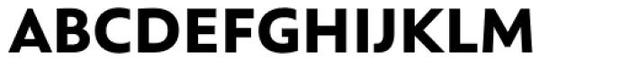 Rawson Pro Extra Bold Font UPPERCASE