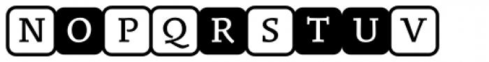 Rayuela Miscelanea Font LOWERCASE
