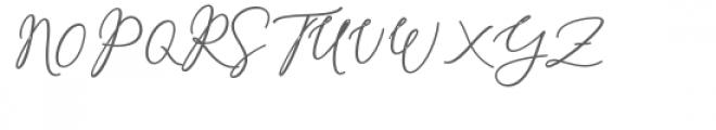 Rachela Alt 1 Bold Font UPPERCASE