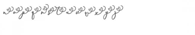 Rachela Alt 1 Bold Font LOWERCASE