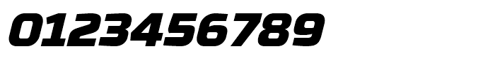 RBNo31 Black Italic Font OTHER CHARS